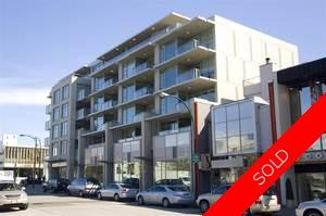 Kitsilano Condo for sale:  1 bedroom 603 sq.ft. (Listed 2016-01-25)