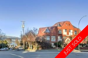 Kitsilano Townhouse for sale:  2 bedroom 1,476 sq.ft. (Listed 2017-03-09)