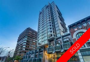 Downtown Condo for sale: Addition 1 Bdrm + Den 653 sq.ft. (Listed 2018-04-17)