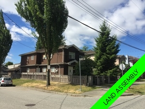 Marpole Duplex for sale:  3 bedroom 1,173 sq.ft. (Listed 2018-06-26)
